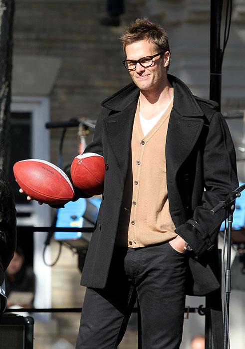 Tom Brady, un des meilleurs quarterbacks des années 2000 et de l'histoire de la NFL