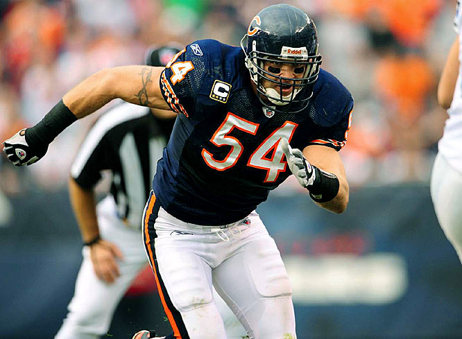 Brian Urlacher (Chicago Bears)