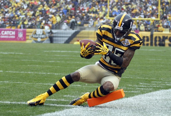 Mike Wallace (Pittsburgh Steelers)