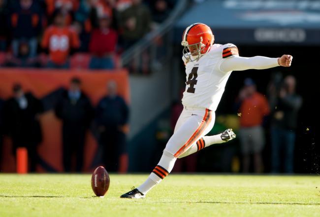 Phil Dawson (Cleveland Browns)
