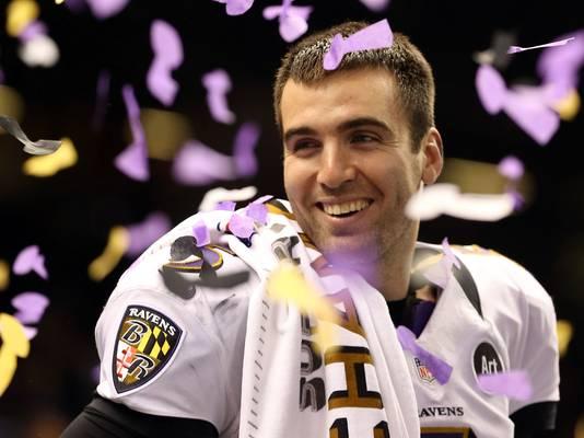 Joe Flacco 6 ans de plus aux Ravens pour 120 million $