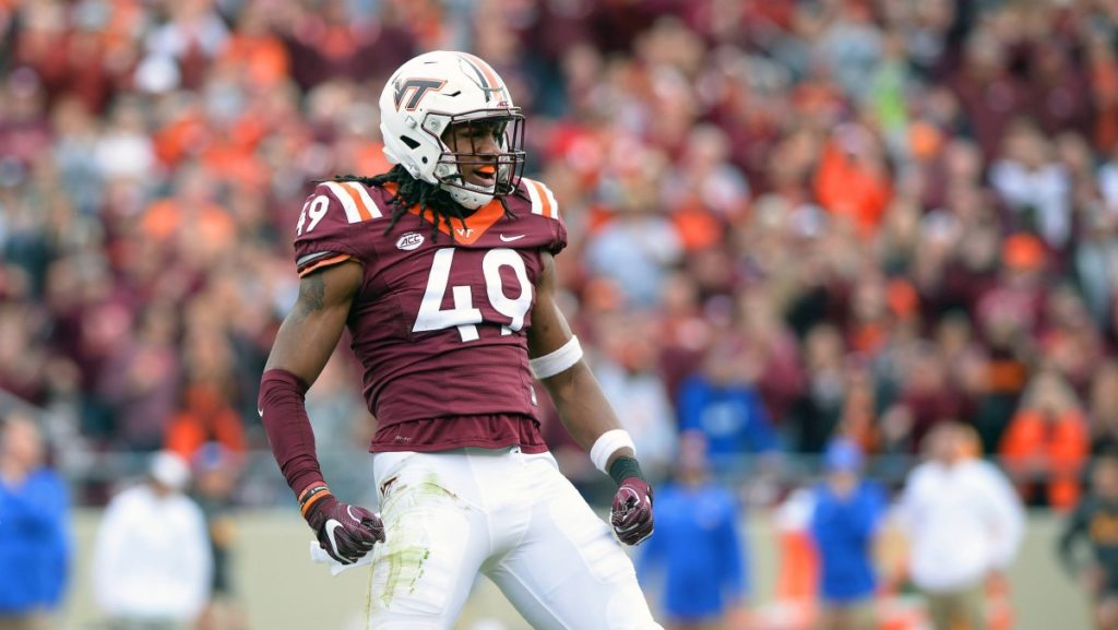 Draft 2018 – Linebackers