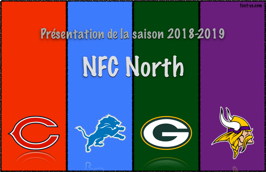 Présentation de la saison 2018-2019 – NFC North
