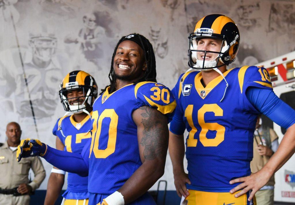 NFL, Week 4 – Les Rams restent invaincus après une nouvelle démonstration offensive