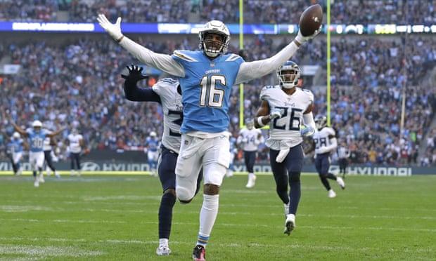NFL, Week 7 – Les Chargers battent les Titans de justesse