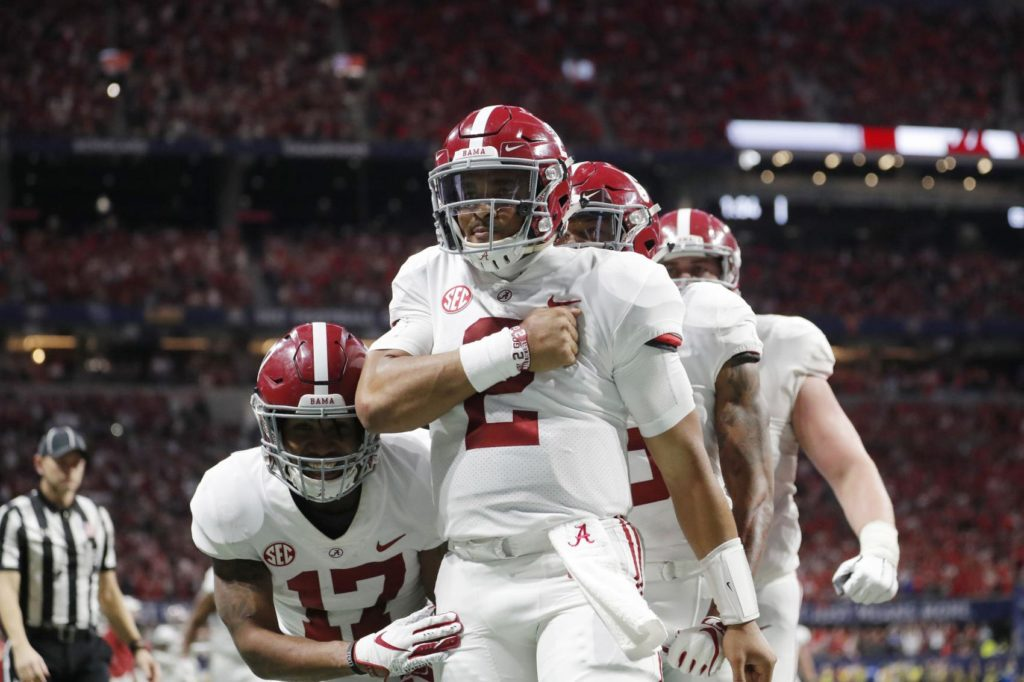 College Football, Week 14 – Georgia fait souffrir Alabama. Oklahoma tient sa revanche.