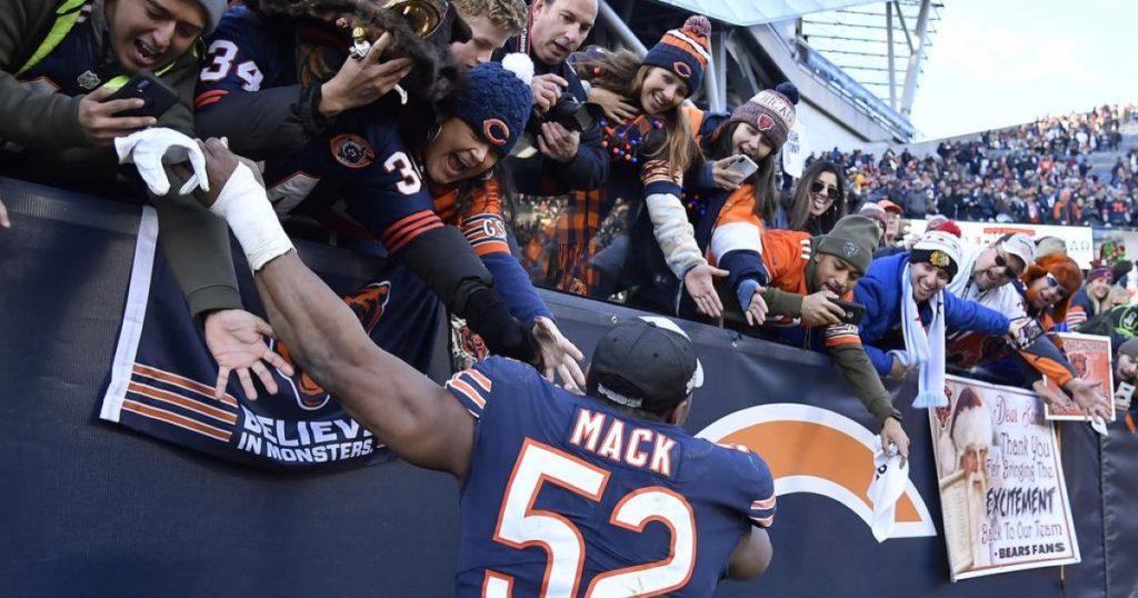 NFL, Week 15 – Les Bears rois du nord. Les Chargers en playoffs.