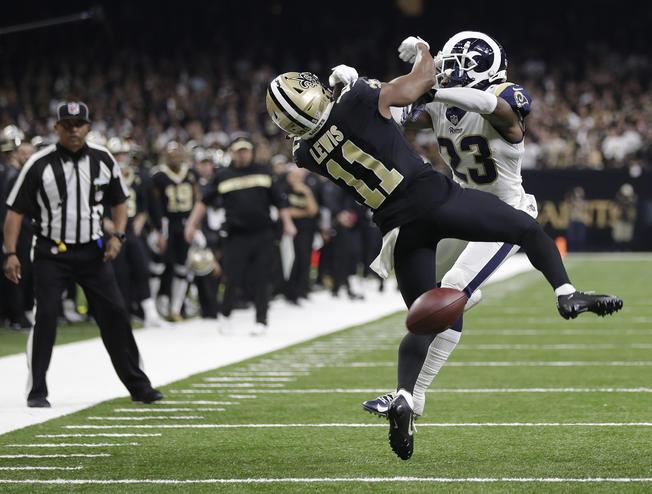 Finale de conférence NFC – Victoire polémique pour les Rams