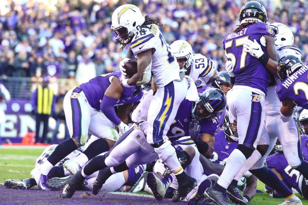 NFL Playoffs, Wild-Cards – Les Chargers résistent au comeback