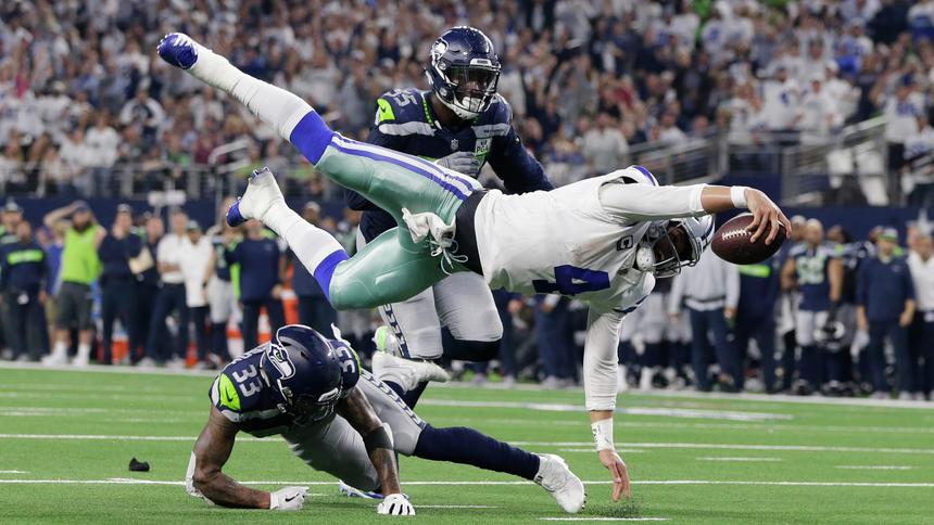 NFL Playoffs, Wild-Cards – Les Cowboys viennent à bout des Seahawks
