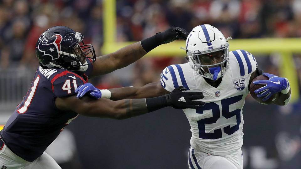 NFL Playoffs, Wild-Cards – Les Colts s'imposent à Houston