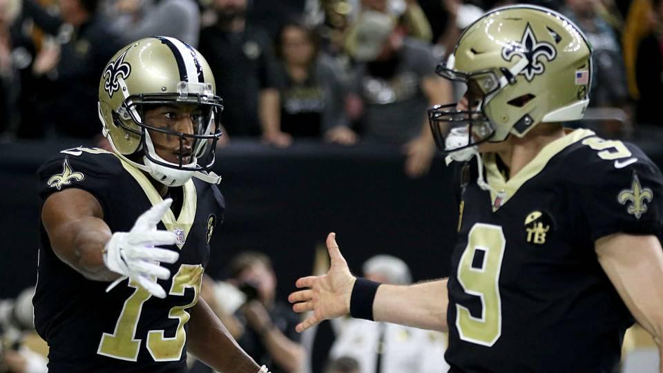 NFL Playoffs, Demi-finale de conférence NFC – Les Saints sortent le champion en titre