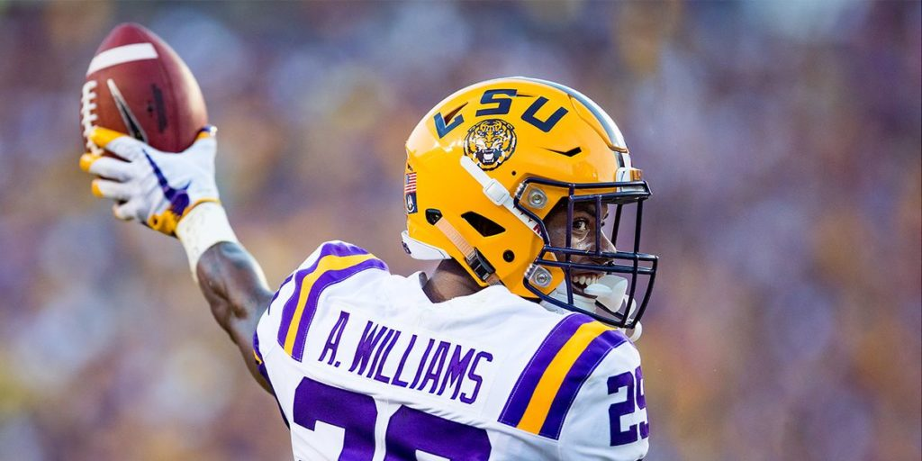 Draft NFL 2019 – Les meilleurs Defensive Backs (Cornerbacks & Safeties)