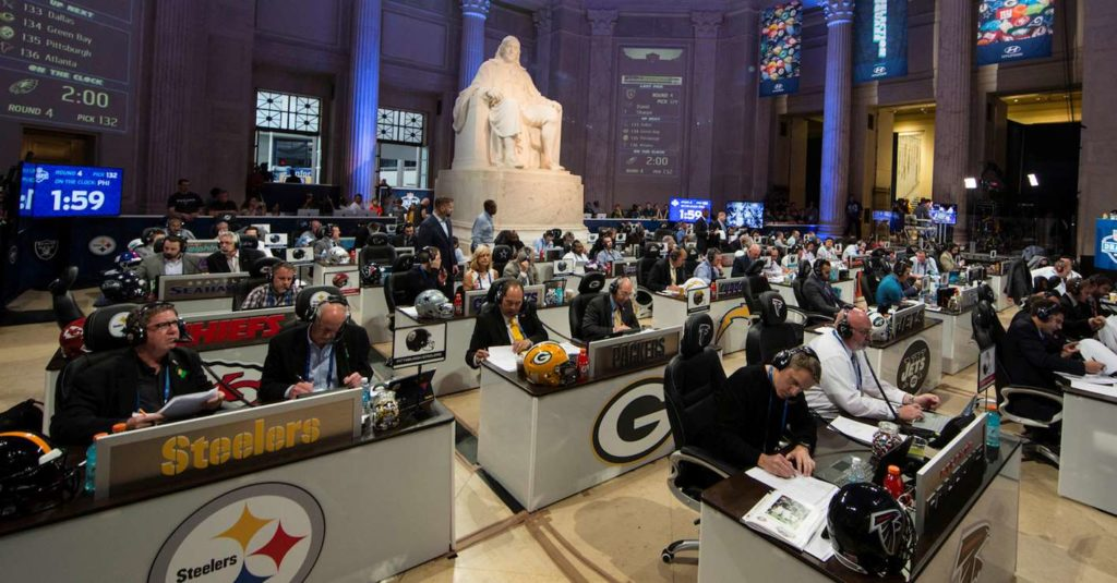 Draft NFL 2019 – Les principaux besoins des 32 équipes
