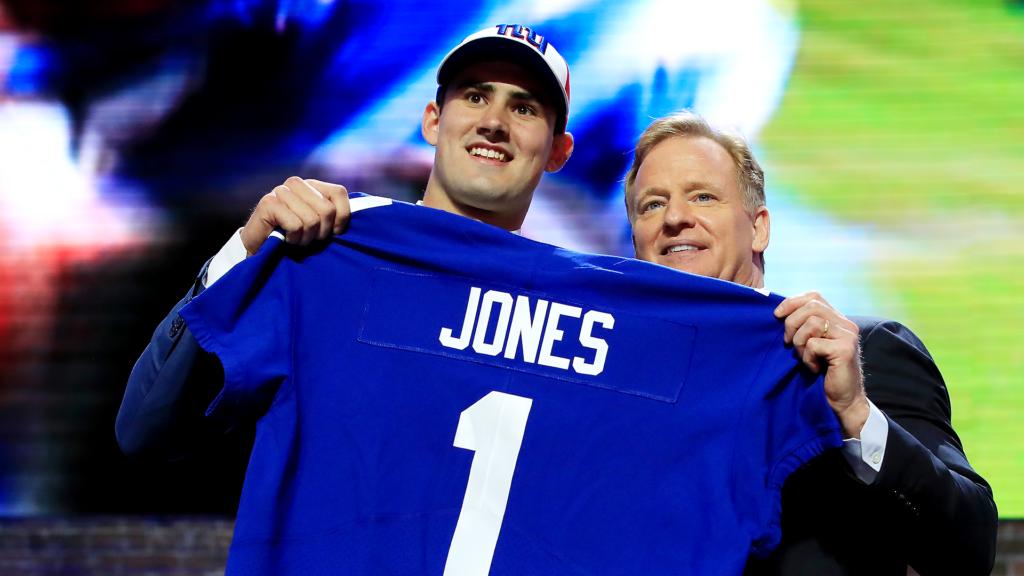 Draft NFL 2019 – Analyse des choix (NFC East)