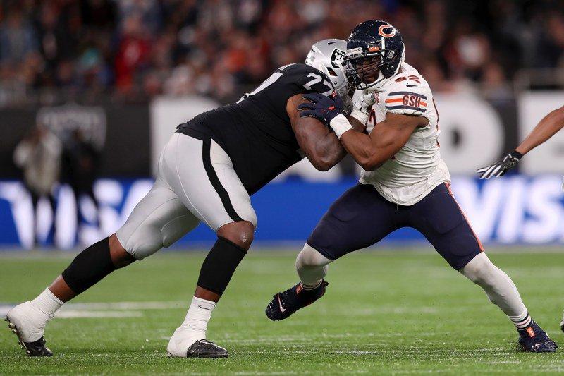 Raiders vs Bears – Les enseignements du match et du début de saison
