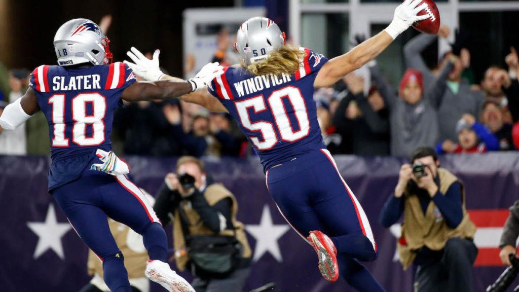 NFL, Week 6 – La défense des Patriots a toujours le vent en poupe