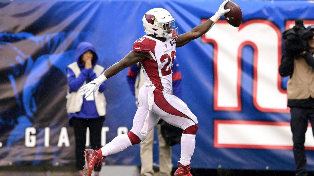 Chase Edmonds Cardinals NFL