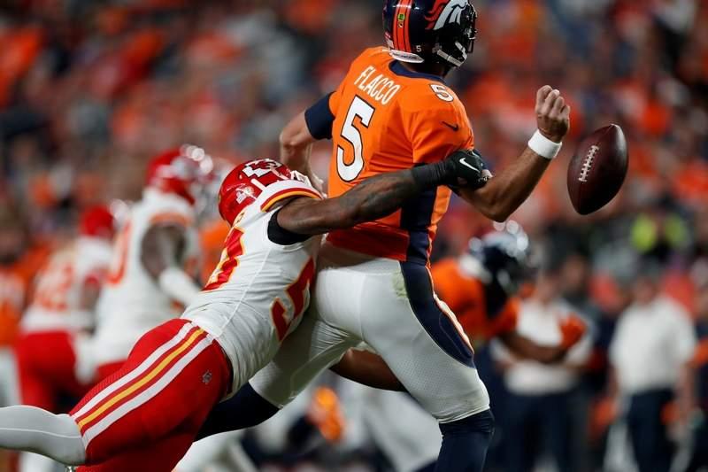 NFL, Week 7 – Les Chiefs retrouvent le chemin de la victoire, mais perdent Patrick Mahomes