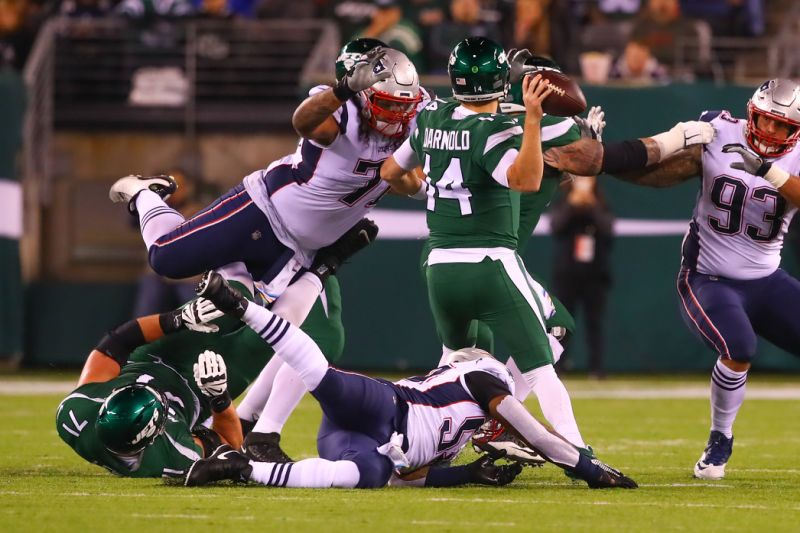 NFL – Week 7 : Les Patriots terrorisent Sam Darnold et restent invaincus