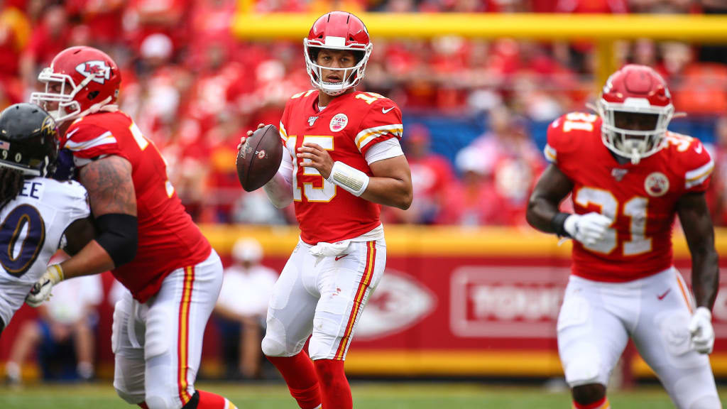 Patrick Mahomes Chiefs AFC