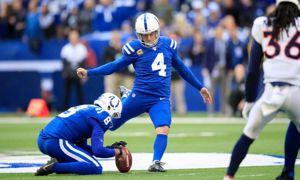 Vinatieri Colts NFL