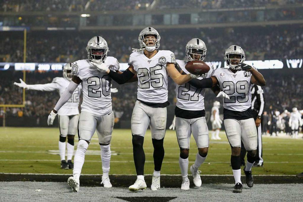 NFL, Week 10 – Les Oakland Raiders font plaisir à leurs fans