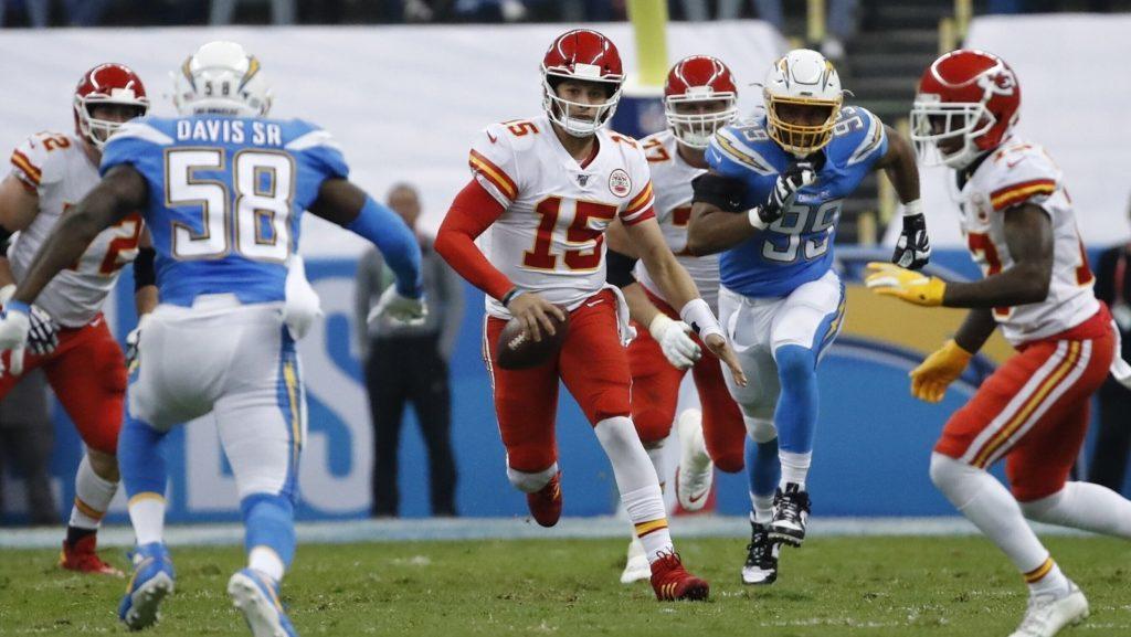 NFL, Week 11 – La victoria pour les Kansas City Chiefs à Mexico