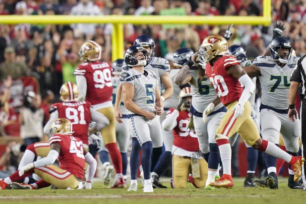 NFL – Week 10 : Les Seattle Seahawks mettent fin à l'invincibilité des 49ers