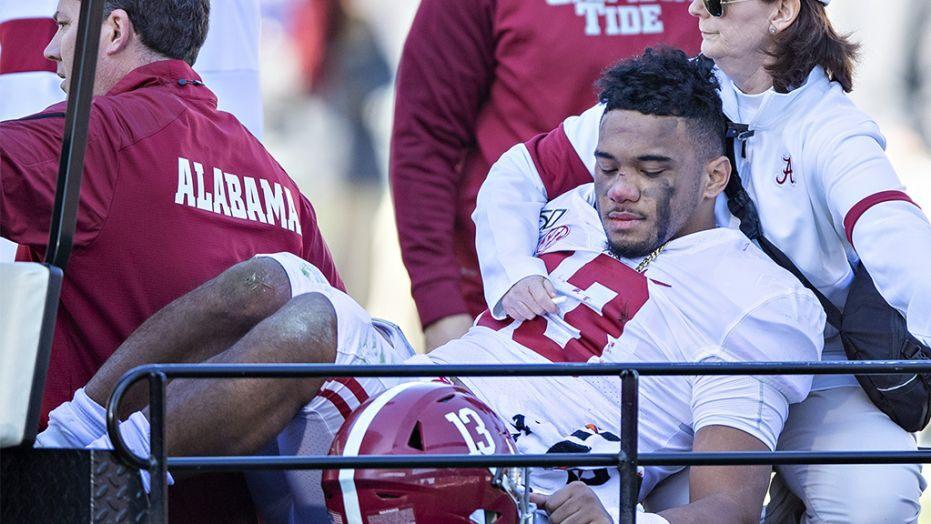 College Football, Week 12 – Alabama perd son QB, Georgia confirme.