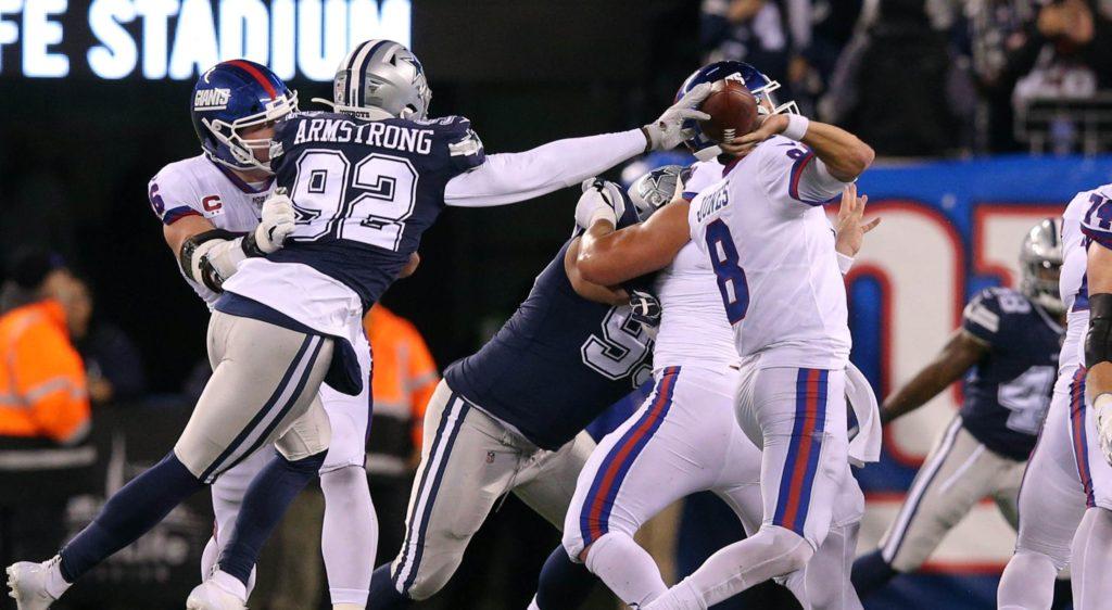 Daniel Jones Giants