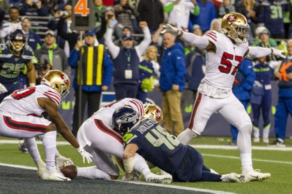 NFL Week 17 - 49ers vs Seahawks