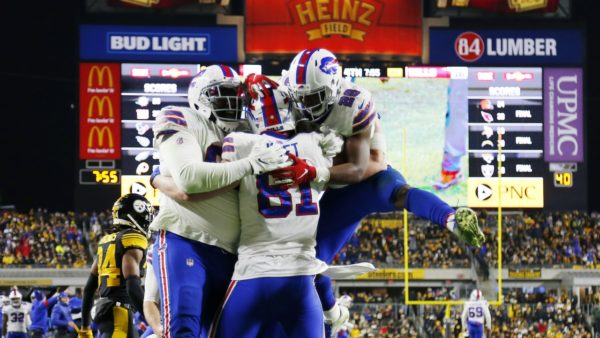 NFL Week 15 - Bills vs Steelers