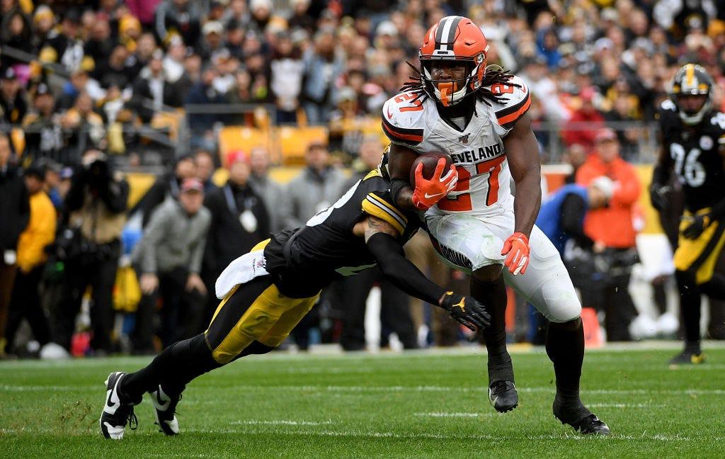 Kareem Hunt Browns