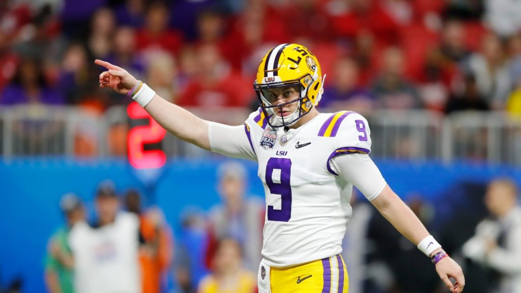 Joe Burrow - LSU