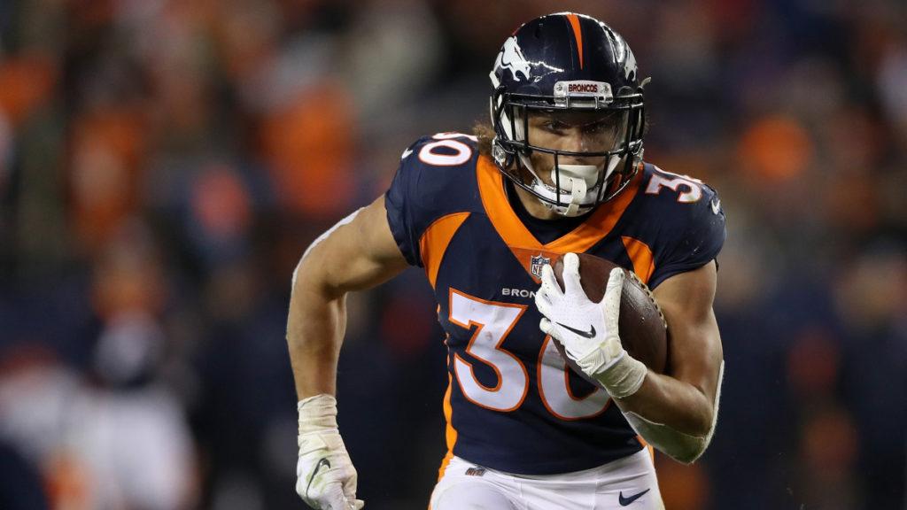 Phillip Lindsay - Broncos