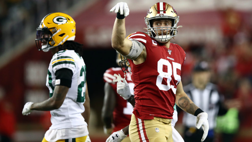 Playoffs NFL : 49ers vs Packers