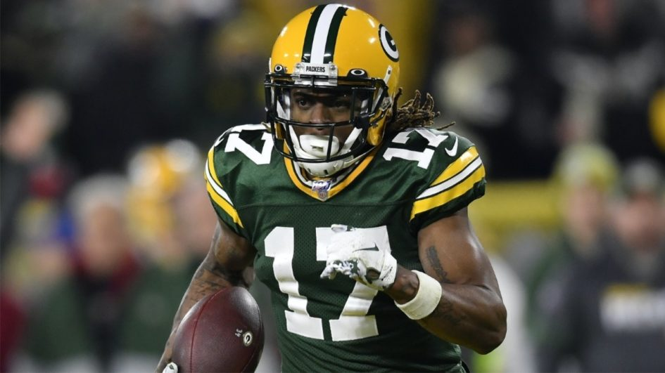Davante Adams Packers