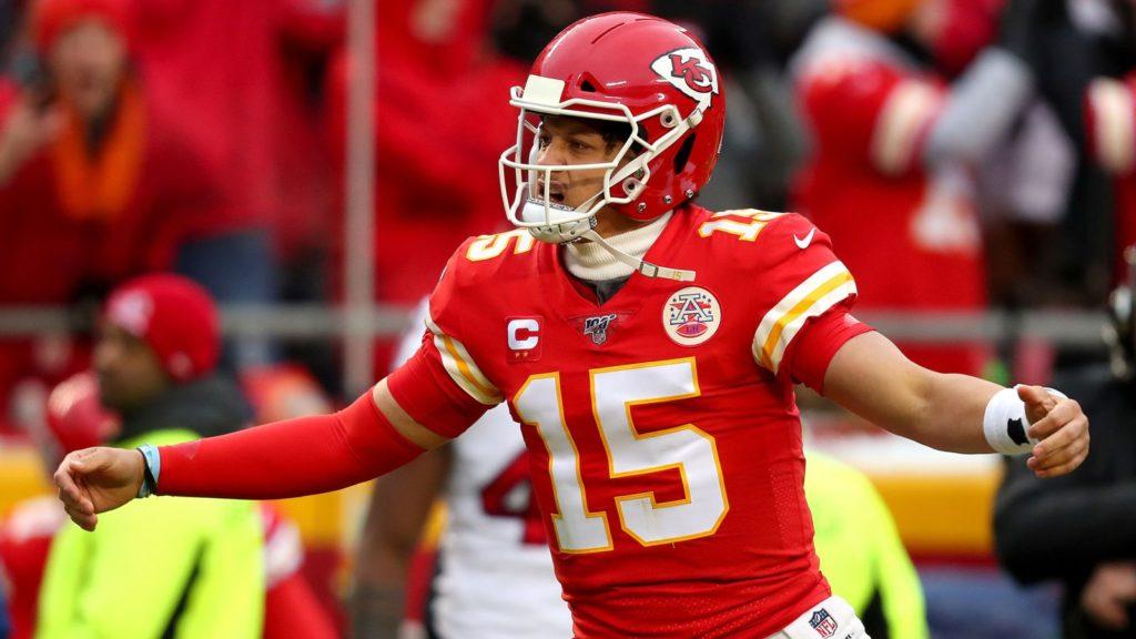 Playoffs NFL : Chiefs vs Titans
