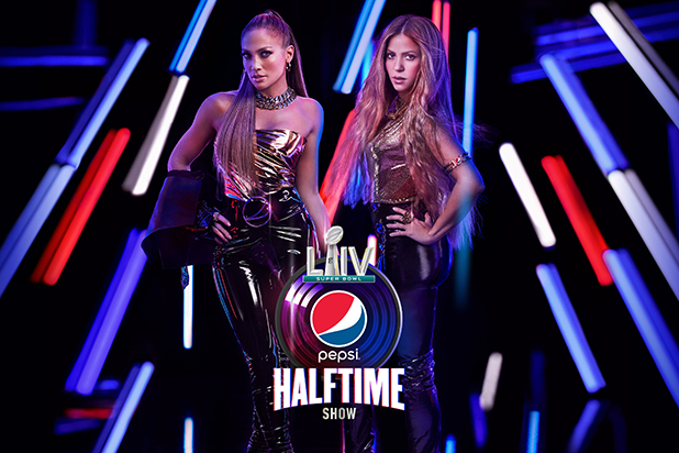 Super Bowl 54 Halftime Show