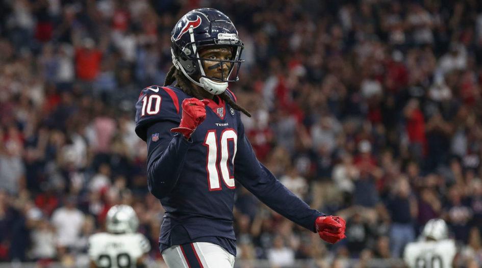 Transferts NFL - DeAndre Hopkins
