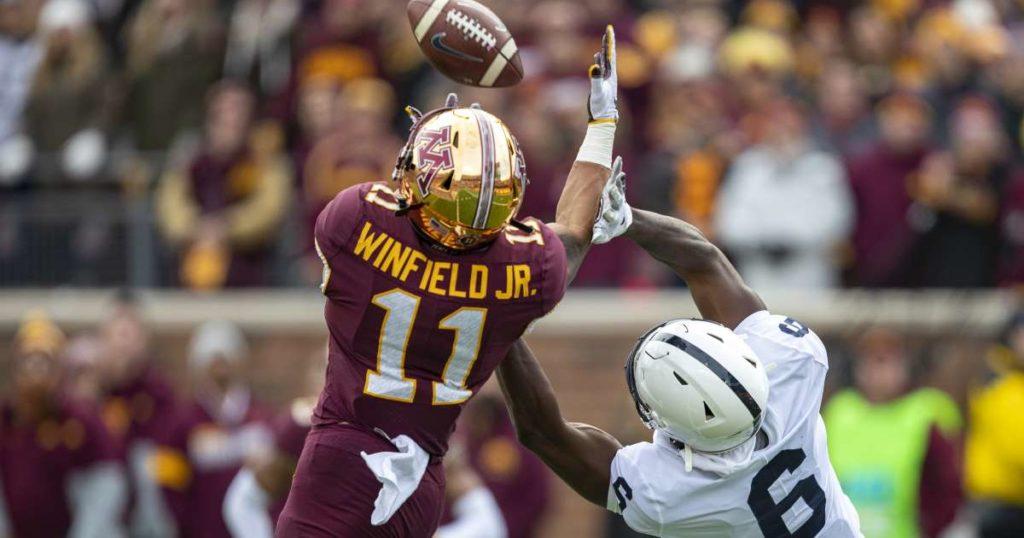 Antoine Winfield Jr Draft