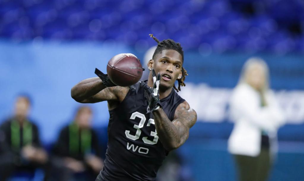 NFL Draft CeeDee Lamb