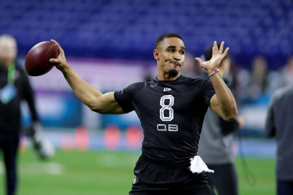 2020 NFL Draft - Jalen Hurts