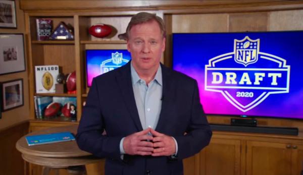 1er tour de la Draft NFL 2020