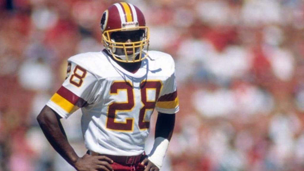 Histoire des Redskins - Darrell Green