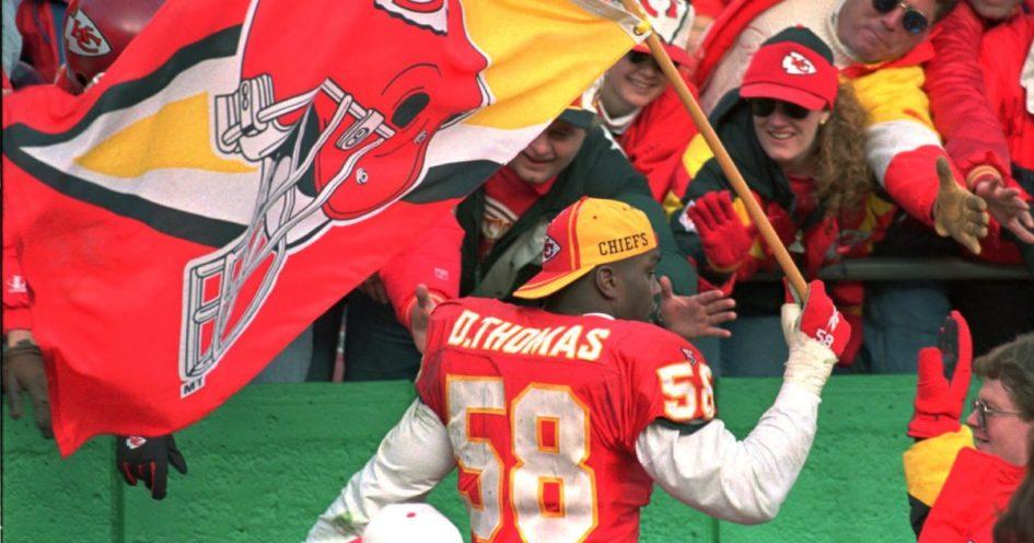 Chiefs Derrick Thomas