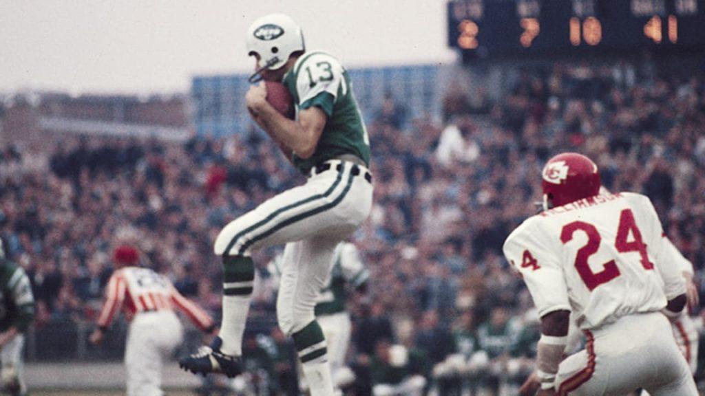 Histoire des Jets - Don Maynard