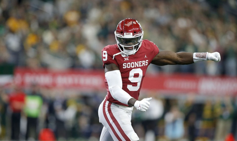 Kenneth Murray Oklahoma Sooners