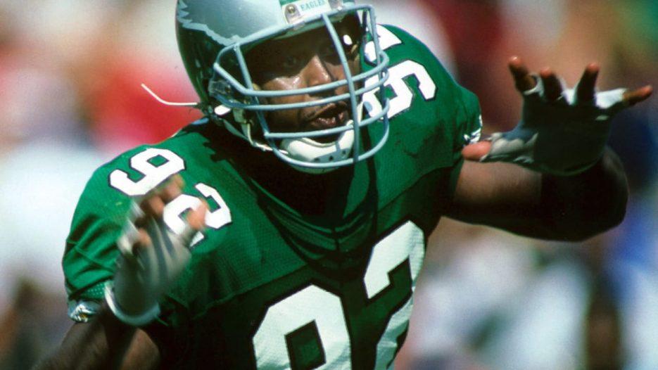 Histoire des Eagles - Reggie White